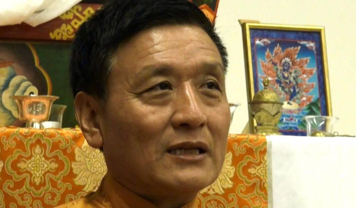 Tenzin Wangyal Rinpocze