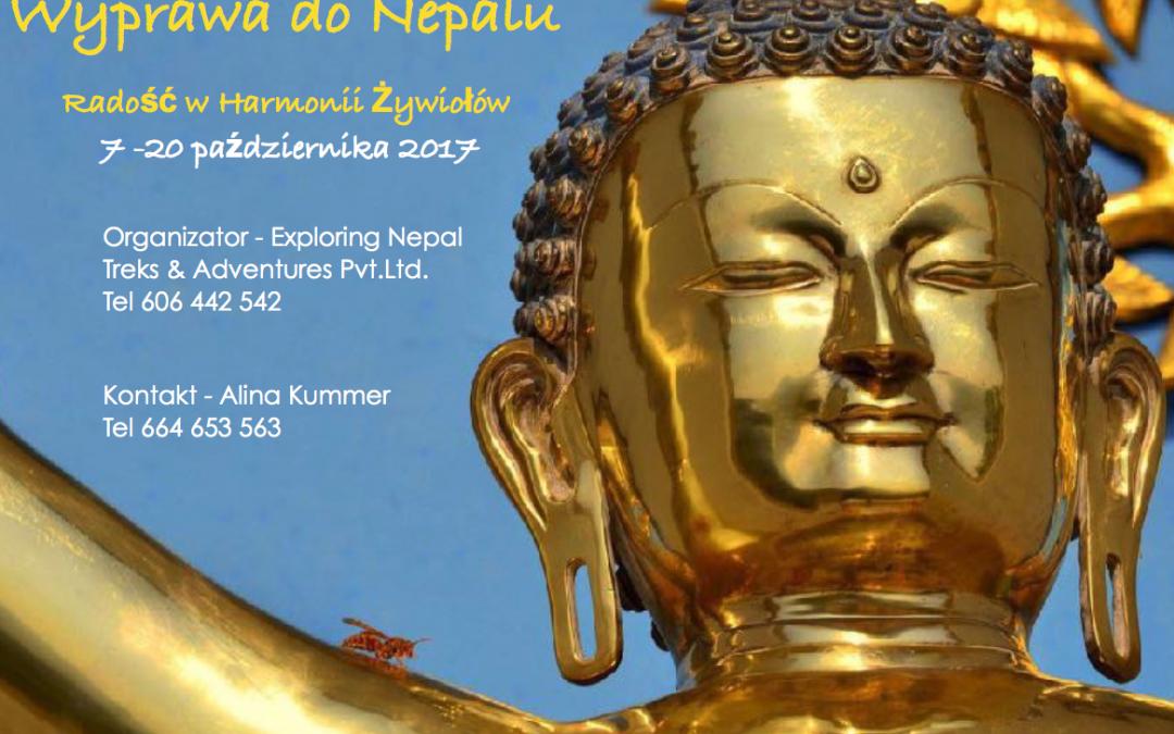 Wyprawa do Nepalu – Radość w Harmonii Żywiołów
