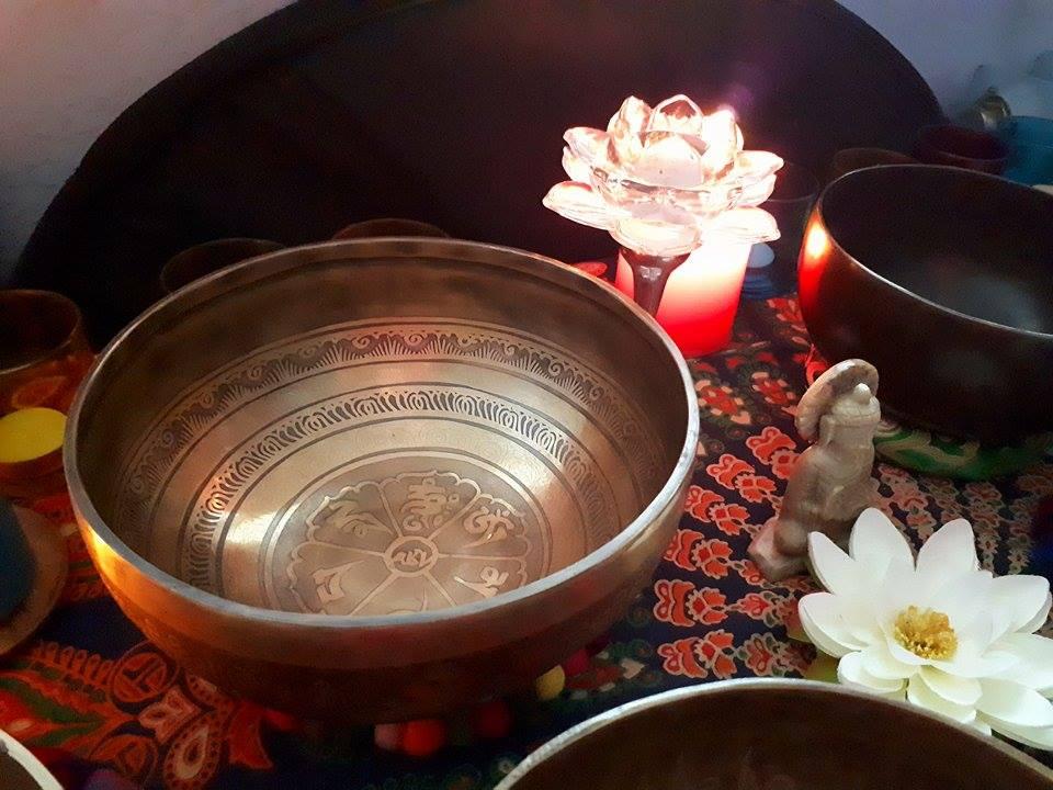 Kąpiel w dżwiękach Gongu 16 grudzień 2017