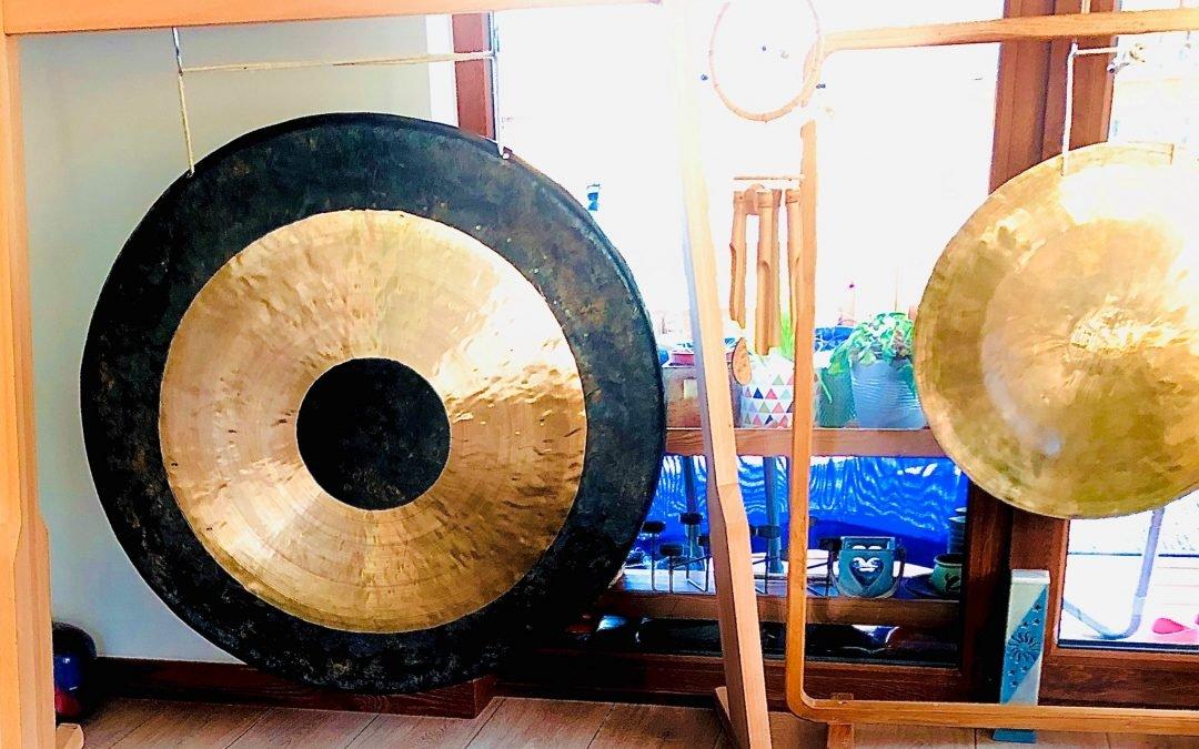 Koncert gongów 11 października 2020